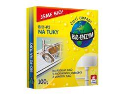 Bio-P2 na tuky 100g-BIO - ENZYM - P2 přípravek na tuky 100g