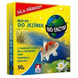 Bio-P5 do jezírek 50g/kr/H-Aktivátor BIO-ENZYM - P5 do jezírek 50g