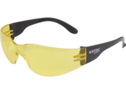 Brýle ochranné žluté EXTOL CRAFT
