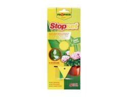 Stopset/5ks žluté šipky-Lapače STOPSET šipky