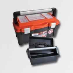 Box plastový 550x267x277mm organizé-Box plastový, kufr - organizér
