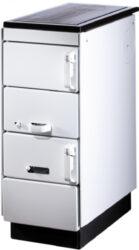 Kamna sporák VSP-9101.1052 bílá pla-Kamna sporák na pevná paliva typ 9101 model 1052, bílý.