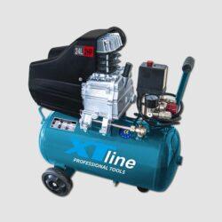Kompresor 2HP1,5kW 8bar 24L202-Olejový kompresor 2HP, 5kW, 8 bar
