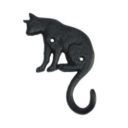 Háček Kočička hnědo-černá-Háček Kočička hnědo-černá