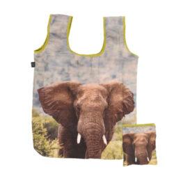 Nákupní tašky a africkými zvířaty, 4T , skládací(53685)
