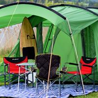Campingové vybavení, outdoor
